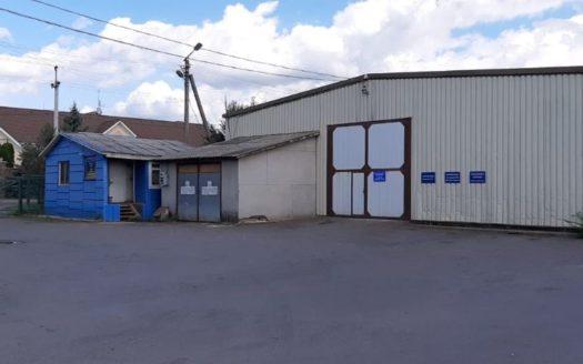 Rent – Warm warehouse, 1530 sq.m., Uzhgorod