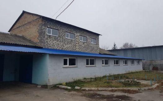Оренда – Теплий склад, 140 кв.м., м.Обухів