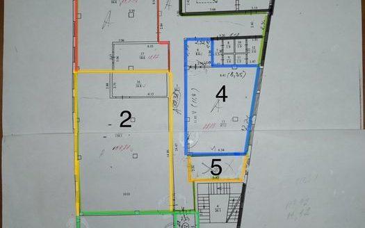 Rent – Dry warehouse, 700 sq.m., Engineering