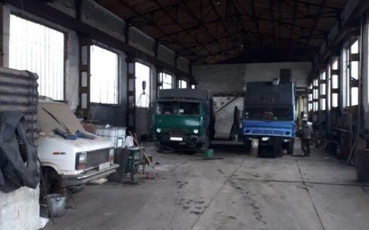 Аренда/Продажа — Сухой склад, 1592 кв.м., г. Камыш-Заря