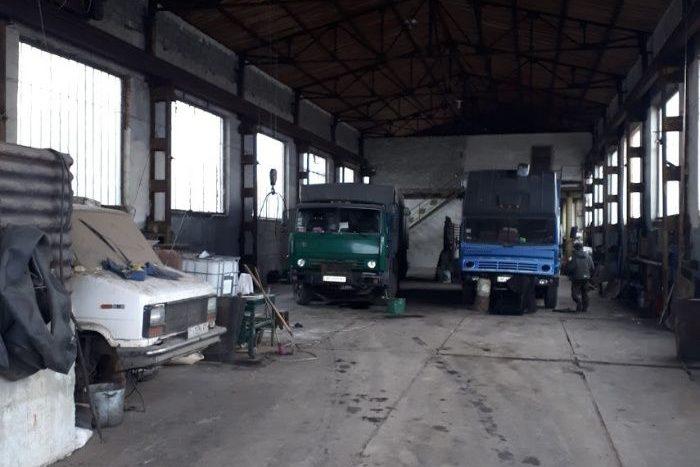 Kiralık / Satış - Kuru depo, 1592 m2, Kamysh-Zarya