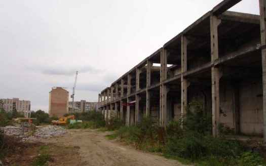 Sale – Dry warehouse, 3891 sq.m., Dolina