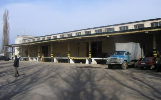 Satılık – Kuru depo, 2835 m2, Nikolaev