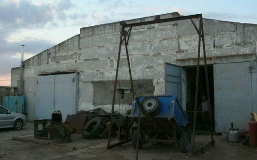 Sale – Dry warehouse, 2000 sq.m., Vasilievka