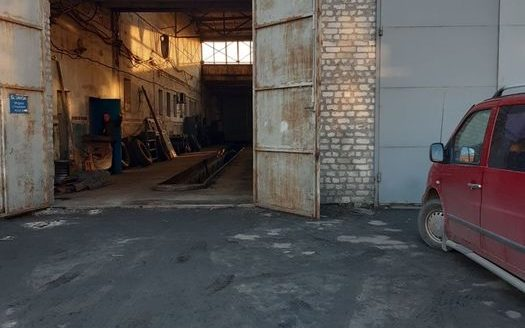 Rent – Warm warehouse, 600 sq.m., Pavlograd