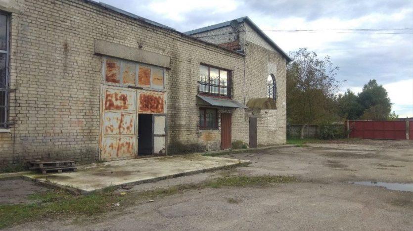 Rent - Dry warehouse, 417 sq.m., Malekhov - 2