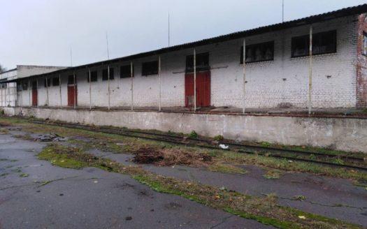 Sale – Dry warehouse, 500 sq.m., Podhaitsy