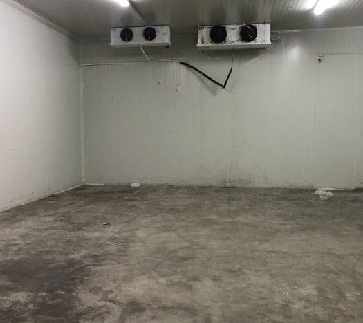 Kiralık - Dondurucu deposu, 130 m2, Schaslyve