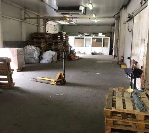 Kiralık - Dondurucu deposu, 130 m2, Schaslyve - 3