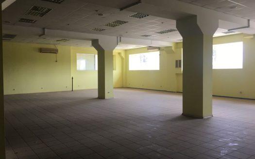Rent – Warm warehouse, 192 sq.m., Dnipro