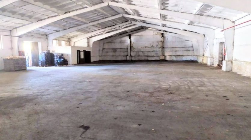 Rent - Dry warehouse, 3235 sq.m., Kalush