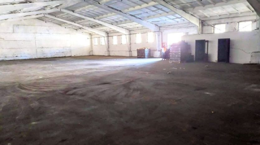 Rent - Dry warehouse, 3235 sq.m., Kalush - 3