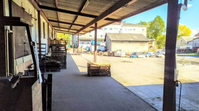 Rent - Dry warehouse, 3235 sq.m., Kalush - 5