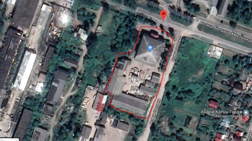 Аренда - Сухой склад, 3235 кв.м., г. Калуш - 14