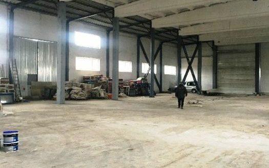 Аренда — Сухой склад, 1500 кв.м., г. Днепр