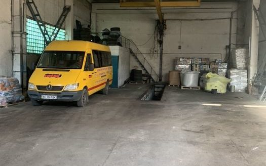 Аренда — Сухой склад, 300 кв.м., г. Львов