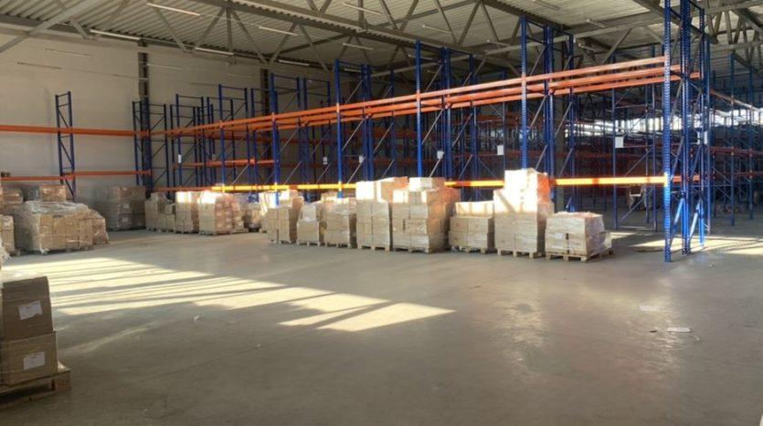 Rent - Dry warehouse, 1400 sq.m., Lviv