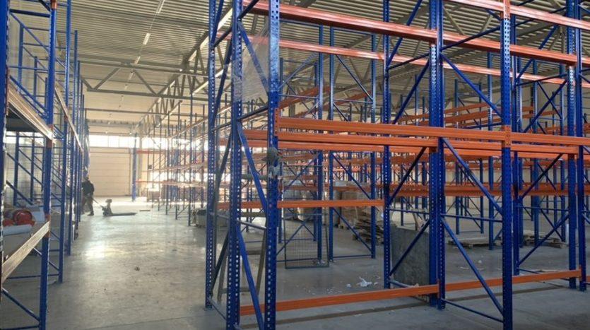 Rent - Dry warehouse, 1400 sq.m., Lviv - 6