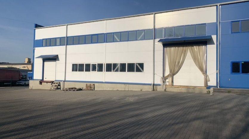 Rent - Dry warehouse, 1400 sq.m., Lviv - 7