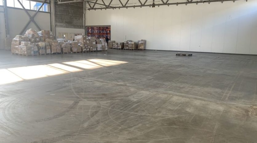 Rent - Dry warehouse, 1400 sq.m., Lviv - 2