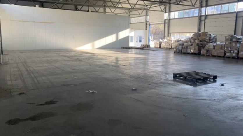 Rent - Dry warehouse, 1400 sq.m., Lviv - 3