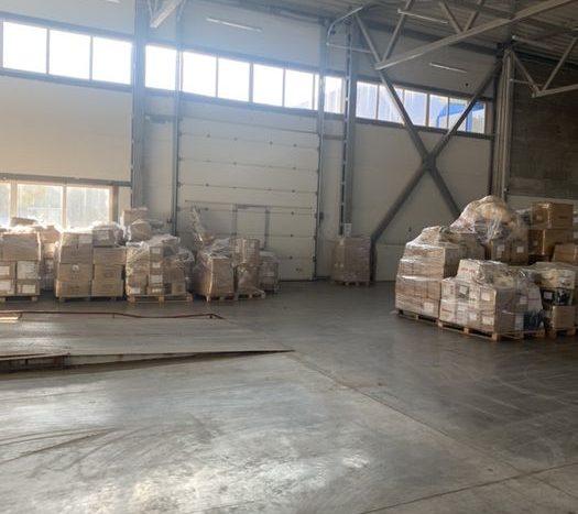 Rent - Dry warehouse, 1400 sq.m., Lviv - 4