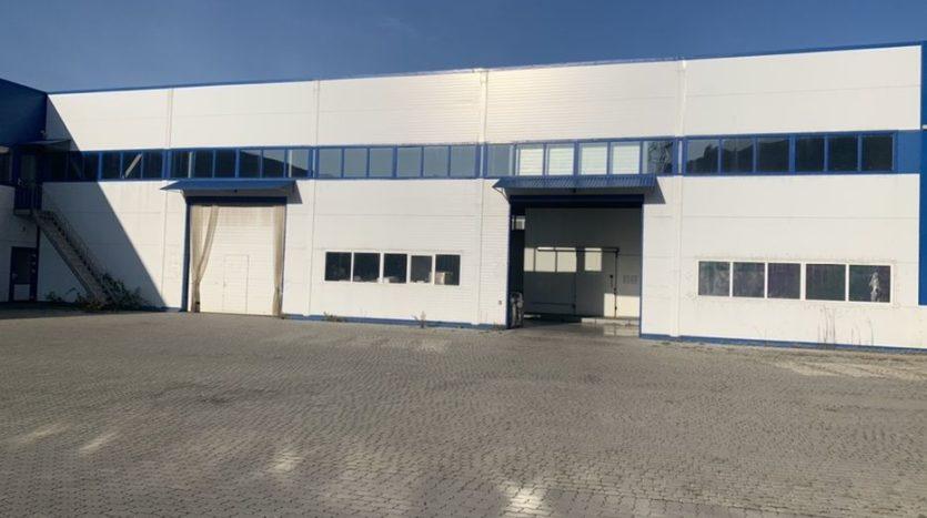 Rent - Dry warehouse, 1400 sq.m., Lviv - 5