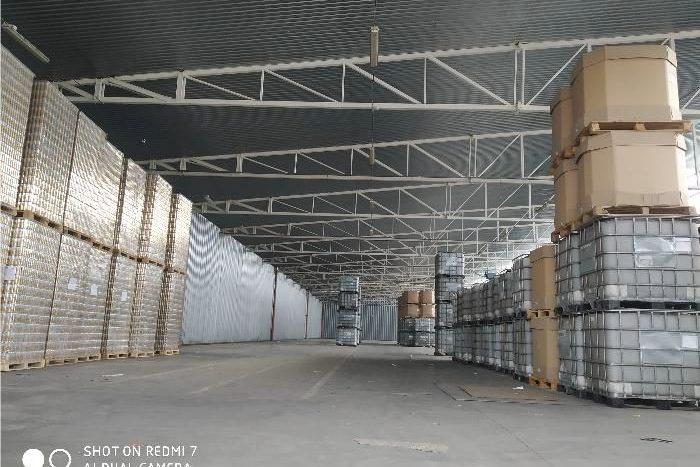 Kiralık - Sıcak depo, 4320 m2, Brovary