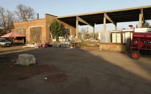 Sale – Dry warehouse, 839 sq.m., Gadyach