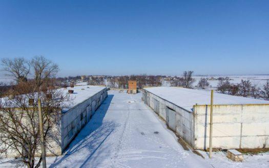 Satılık – Kuru depo, 2400 m2, Khristoforovka