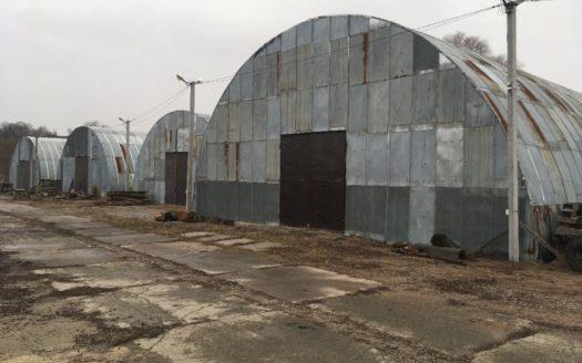 Rent – Dry warehouse, 450 sq.m., Vasilkov