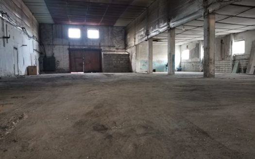 Rent – Dry warehouse, 1000 sq.m., Goryanovskoe