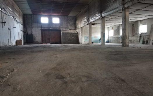 Оренда – Сухий склад, 1000 кв.м., м Горяновское