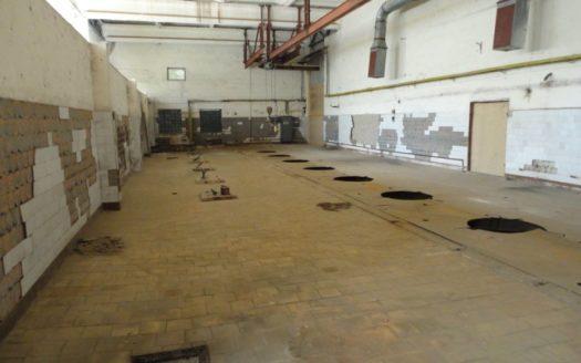 Rent – Dry warehouse, 2500 sq.m., Tyachiv