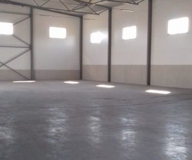 Rent – Warm warehouse, 1000 sq.m., Svyatopetrovskoe