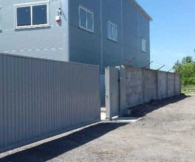 Аренда — Теплый склад, 2200 кв.м., г. Белогородка