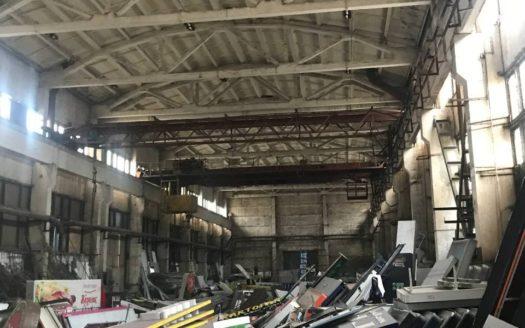 Аренда промышленного помещения  1385 кв.м. г. Киев