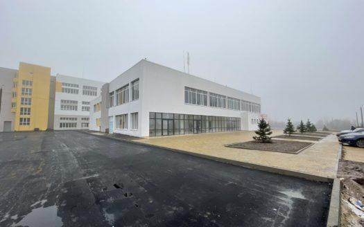 Ofis binası ile sanayi ve depo binalarının kiralanması