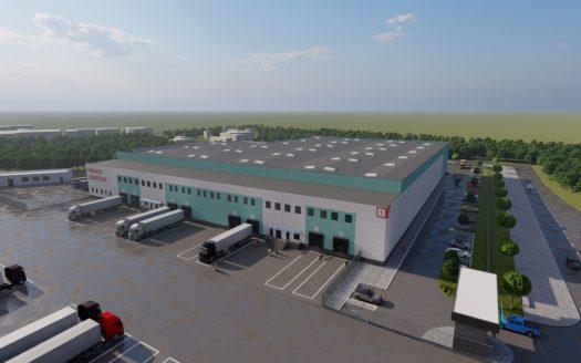 Rent warehouse 18000 sq.m Lviv