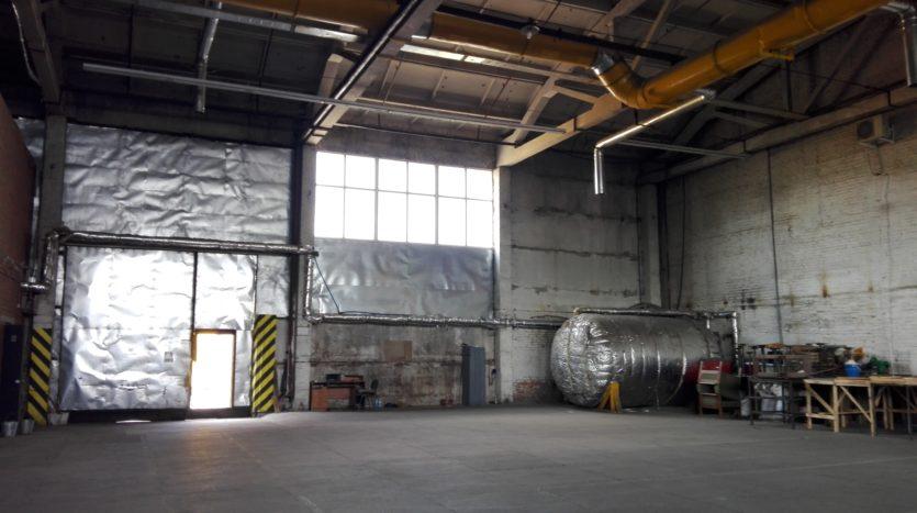 Rent warehouse 1000 sq.m. Poltava city