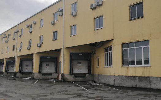 Rent warehouse 8000 sq.m. Dnipro city