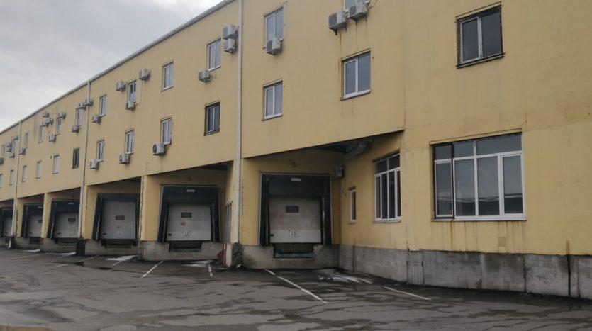 Аренда складского помещения 8000 кв.м. г. Днепр