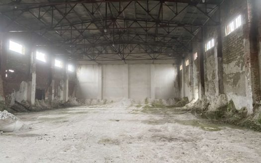 Dry warehouse, production room