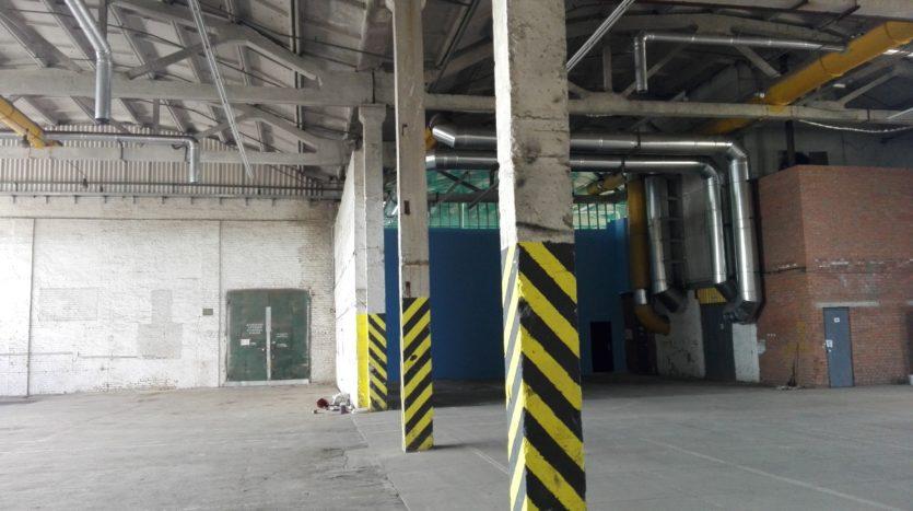 Rent warehouse 1000 sq.m. Poltava city - 2