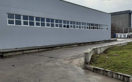 Rent production and storage facilities 1427 sq.m. Dnipro city