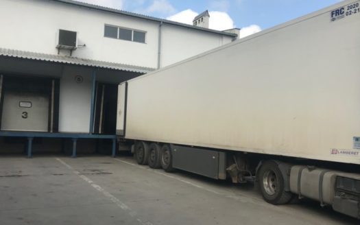 Rent warehouse 500 sq.m. Odessa city