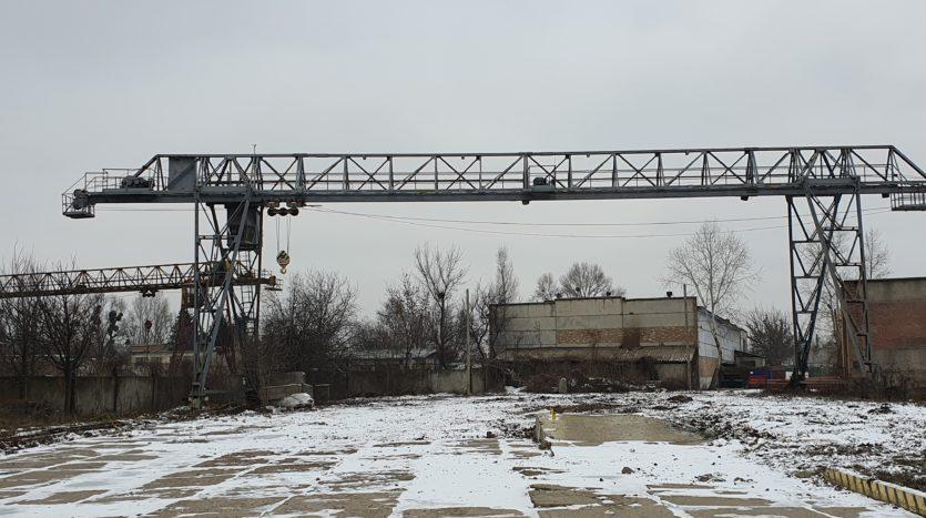 Rent warehouse 1000 sq.m. Poltava city - 5