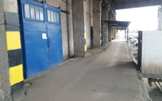 Rent warehouse 650 sq.m. Melitopol city
