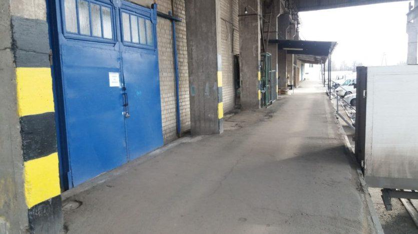 Аренда складским помещений 650 кв.м. г. Мелитополь