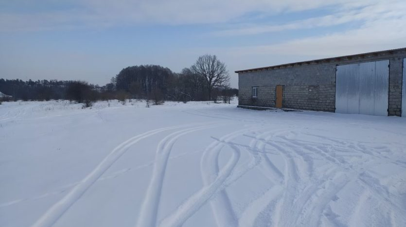 Аренда - Сухой склад, 1000 кв.м., г. Херсон
